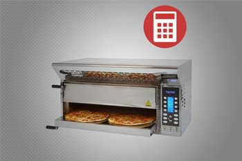Horno pizza programables